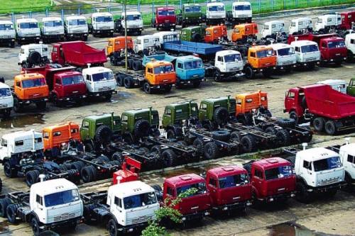 Выкуп грузовых авто
